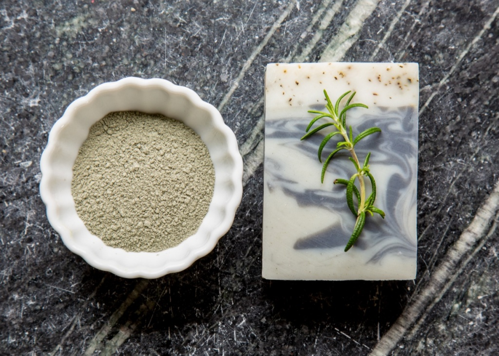 Rosemary Mint Natural Soap by Sweet Tea 'N Biscuits